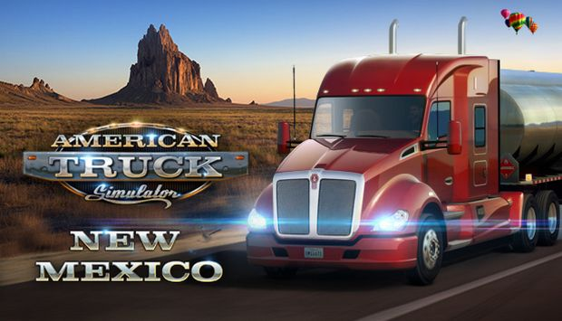American Truck Simulator New Mexico Update v1 29 1 17