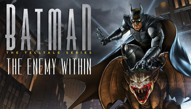 Batman The Enemy Within The Telltale Free Download