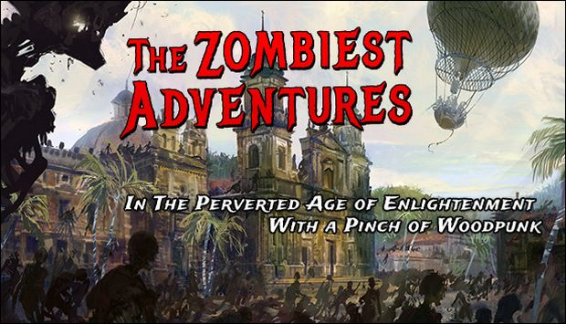 Blood and Gold Caribbean The Zombiest Adventures