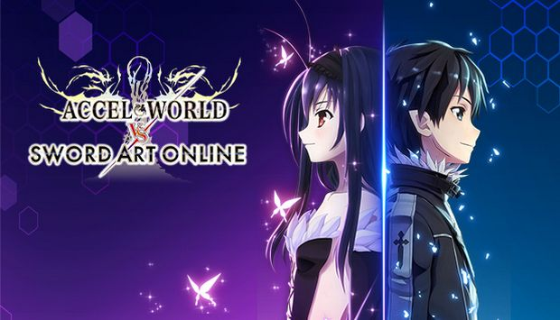 Accel World VS Sword Art Online Deluxe Free Download