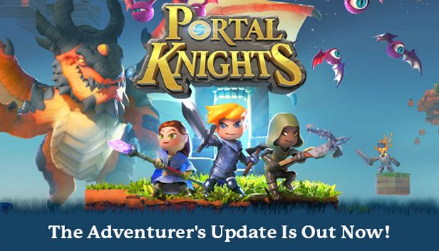 Portal Knights Adventurer Update v1 3 5