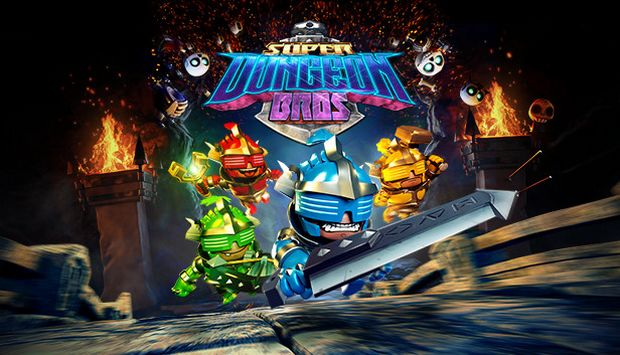 Super Dungeon Bros Reloaded