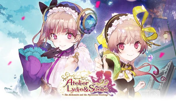 Atelier Lydie amp Suelle The Alchemists Free Download