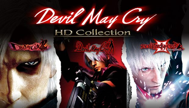 Devil May Cry HD Collection Update 1