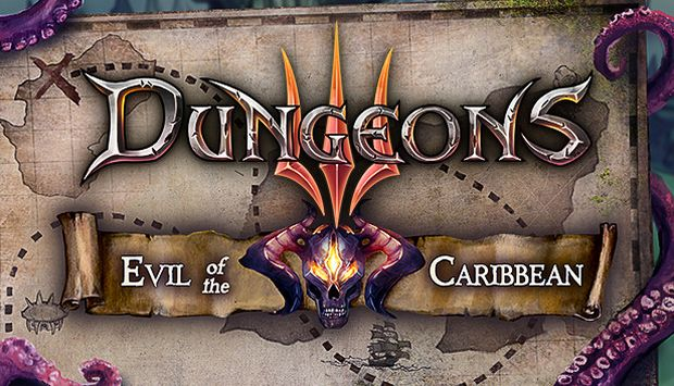 Dungeons 3 Evil of the Caribbean MULTi9