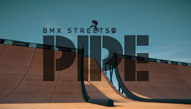 BMX Streets PIPE