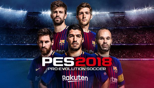 PRO EVOLUTION SOCCER 2018 Free Download 2