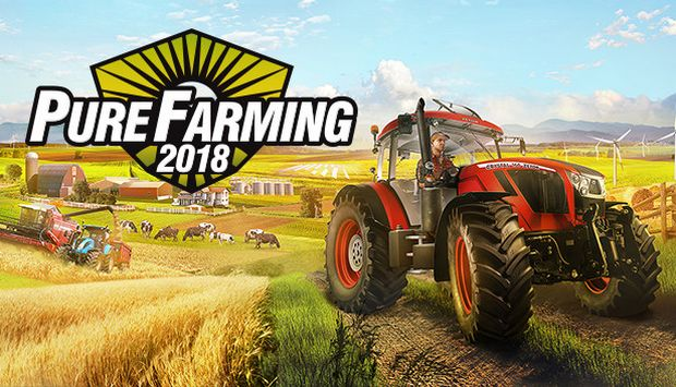 Pure Farming 2018 v1 1 4 Update