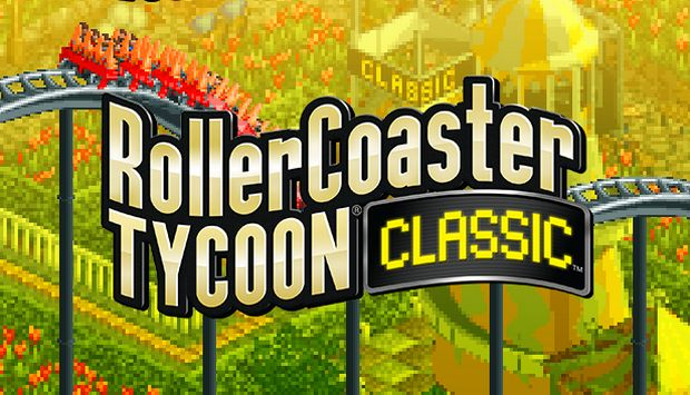 RollerCoaster Tycoon Classic v2.12.110