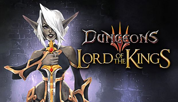 Dungeons 3 Lord of the Kings MULTi9