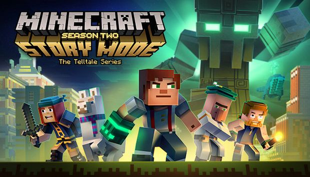Minecraft Story Mode Season Two Free Download
