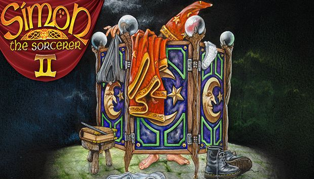 Simon the Sorcerer 2 25th Anniversary Free Download