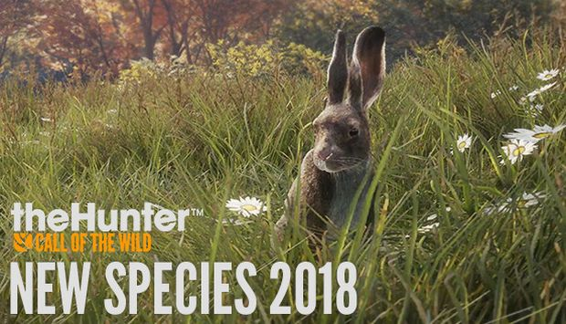theHunter Call of the Wild New Species 2018