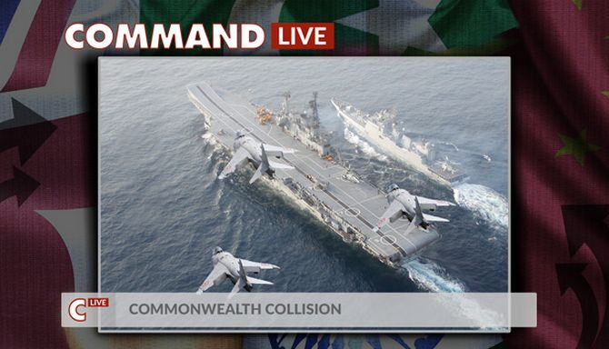 Command Modern Air Naval Operations Command LIVE Commonwealth Collision