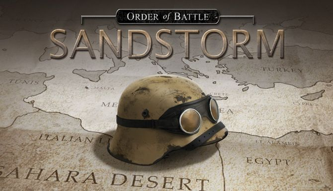 Order of Battle World War II Sandstorm