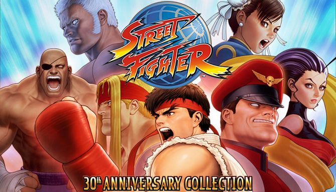 Street Fighter 30th Anniversary Free Download