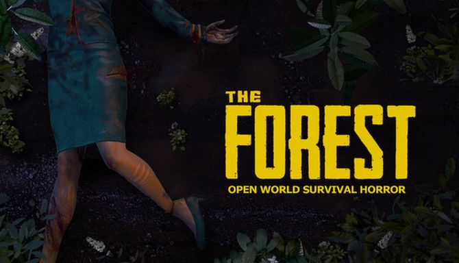 The Forest Update v1.05