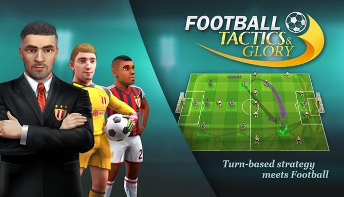 Football Tactics and Glory Build 16062018 Update