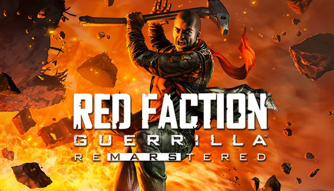 Red Faction Guerrilla ReMarstered Update v4514