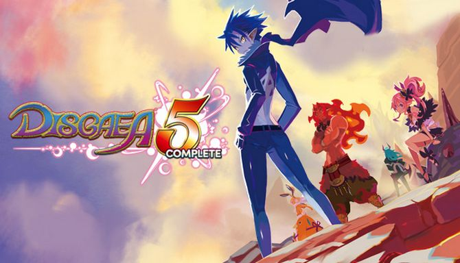 Disgaea 5 Complete 5 Free Download