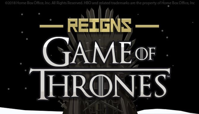 Reigns Game of Thrones-GOG