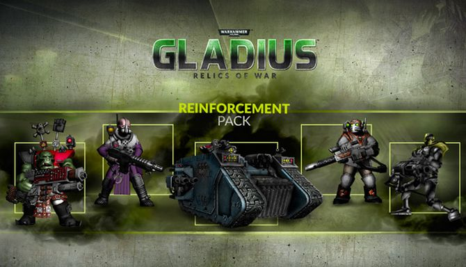 Warhammer 40000 Gladius Relics of War Reinforcement Pack Update v1 1 5-CODEX