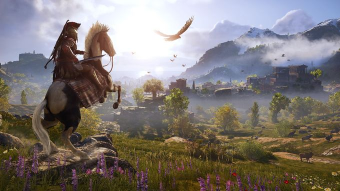 Assassin's Creed Odyssey Torrent Download
