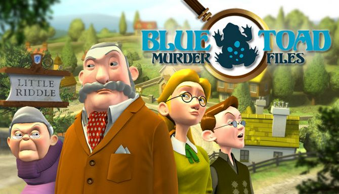 Blue Toad Murder Files The Mysteries of Free Download
