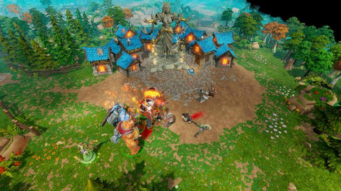 Dungeons 3 - Clash of Gods PC Crack