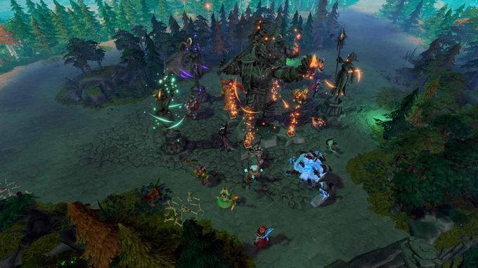 Dungeons 3 - Clash of Gods Torrent Download