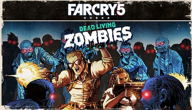 Far Cry 5 Dead Living Zombies-CODEX