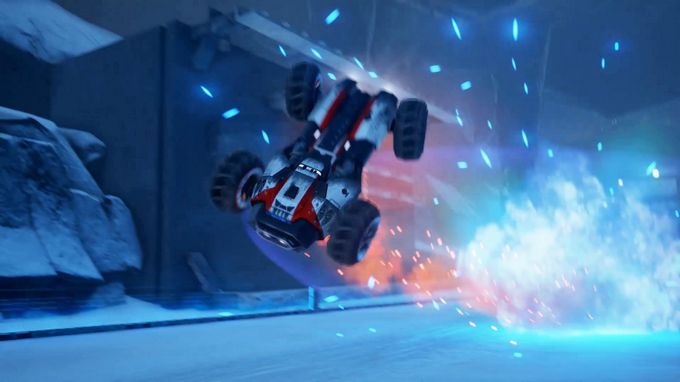 GRIP: Combat Racing PC Crack