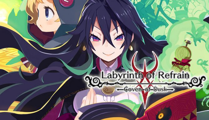 Labyrinth of Refrain Coven of Dusk Update v20181102-CODEX