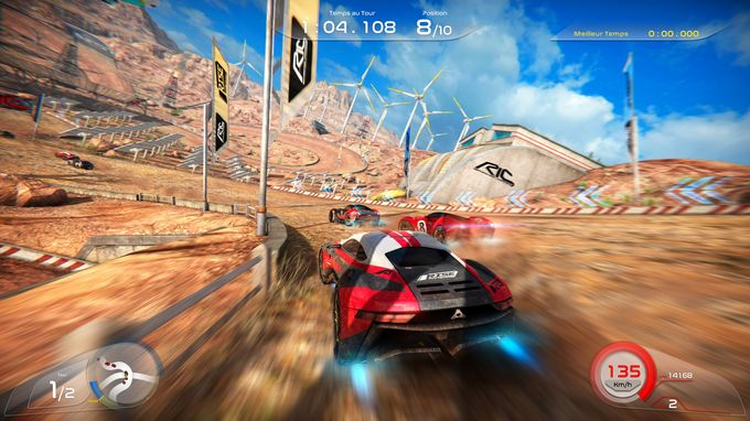 Rise: Race The Future Torrent Download