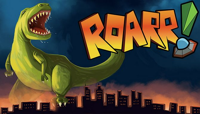 Roarr! The Adventures of Rampage Rex Free Download