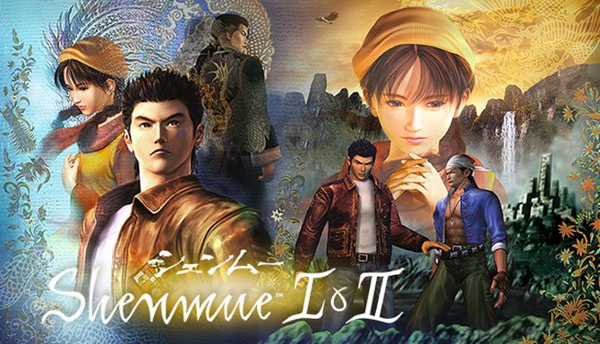 Shenmue I and II Free Download