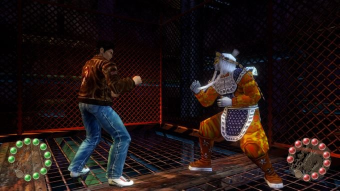 Shenmue I and II Torrent Download