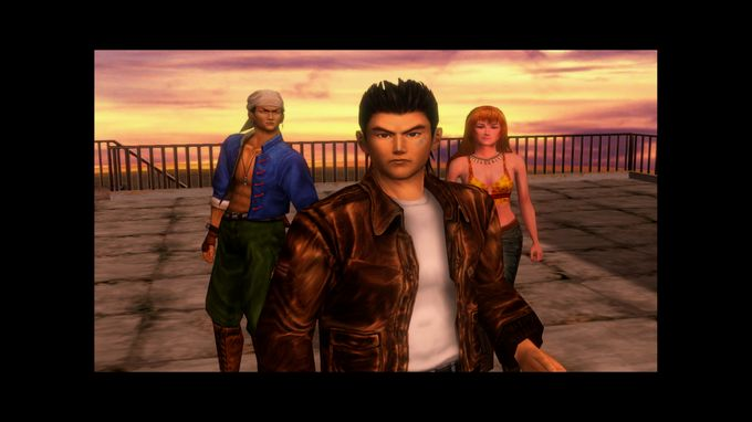 Shenmue I and II PC Crack