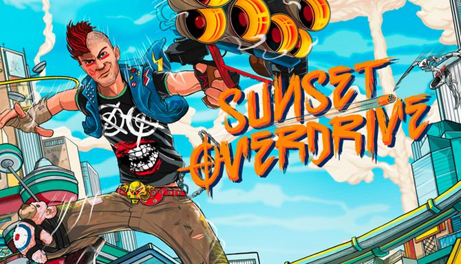 Sunset Overdrive Free Download