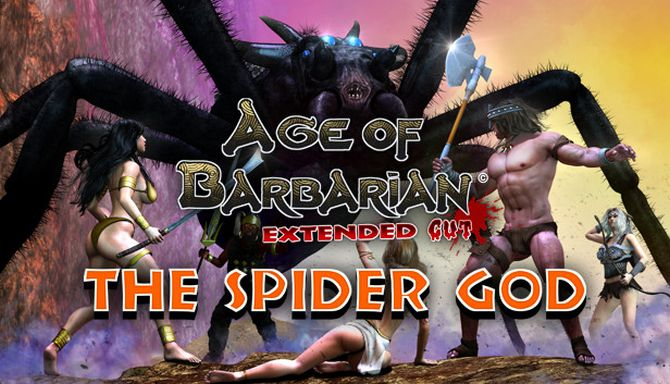 Age of Barbarian Extended Cut The Spider God-CODEX