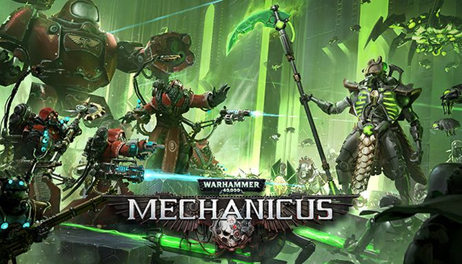 Warhammer 40,000: Mechanicus Free Download