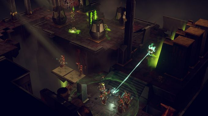 Warhammer 40,000: Mechanicus Torrent Download