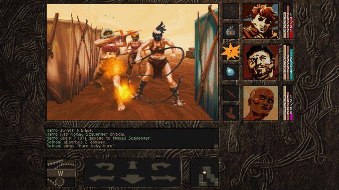Aeon of Sands - The Trail Torrent Download