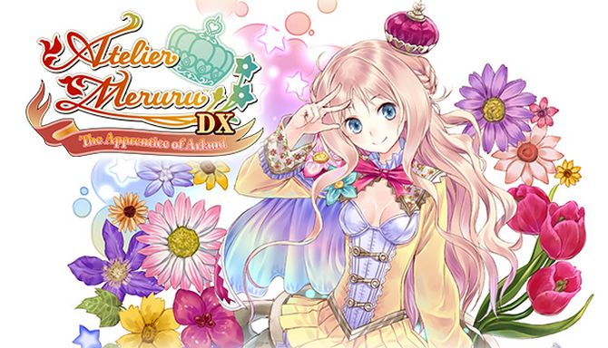 Atelier Meruru The Apprentice of Arland DX-PLAZA
