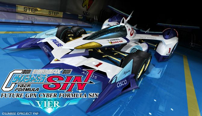 FUTURE GPX CYBER FORMULA SIN VIER Free Download