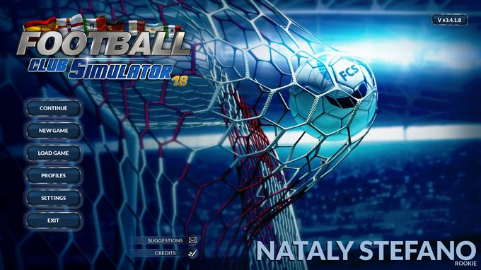 Football Club Simulator - FCS NS#19 Torrent Download