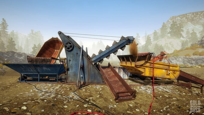 Gold Rush: The Game PC Crack