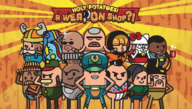 Holy Potatoes A Weapon Shop Free Download