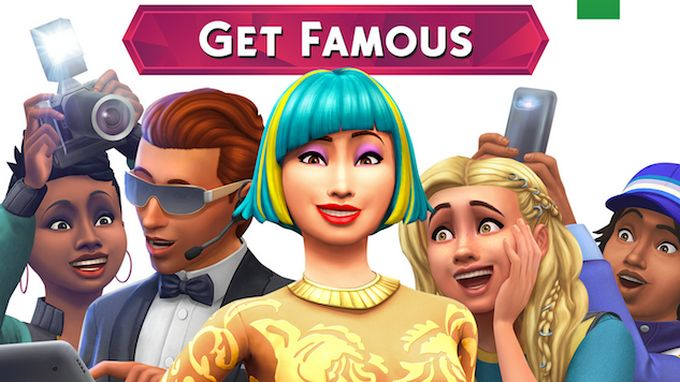 The Sims 4 Get Famous Update v1 48 90 1020 Free Download