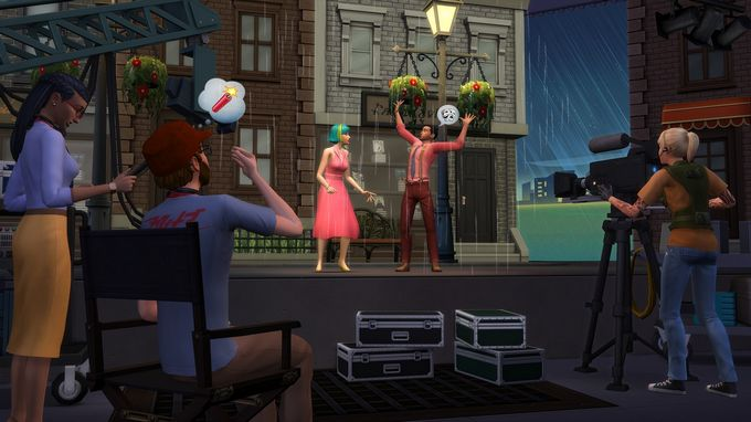 The Sims 4 Get Famous Update v1 48 90 1020 PC Crack